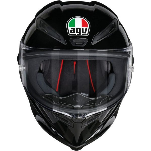 Casco AGV Corsa R Negro Brillo