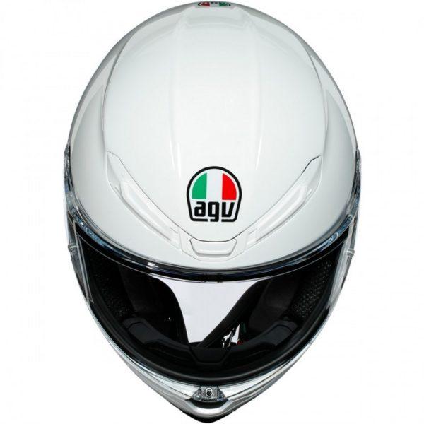 CASCO AGV WHITE