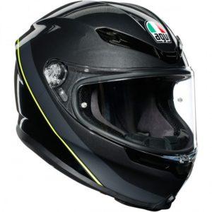 casco-agv-k6-minimal-gunmetal-black-yellow-fluo