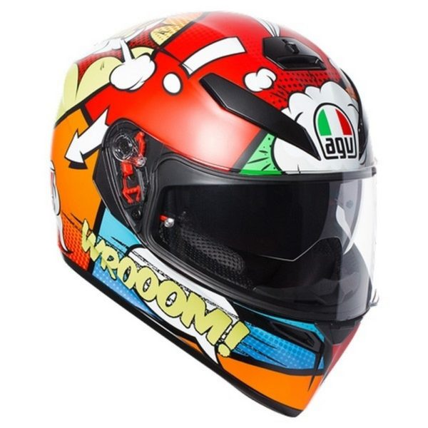 CASCO AGV K-3 SV BALLOON 2020
