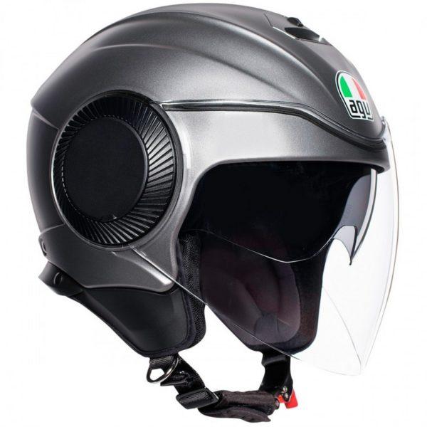 casco-agv-orbyt-matt-grey