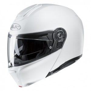 CASCO HJC RPHA 90 S METAL / PEARL WHITE 2020- brillo