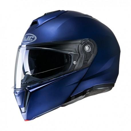 CASCO HJC i90 Semi Flat / METALLIC BLUE 2020