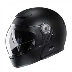 casco-hjc-v90-semi-flat-black-2020