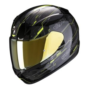 casco-scorpion-exo-390-beat-black-neon-yellow