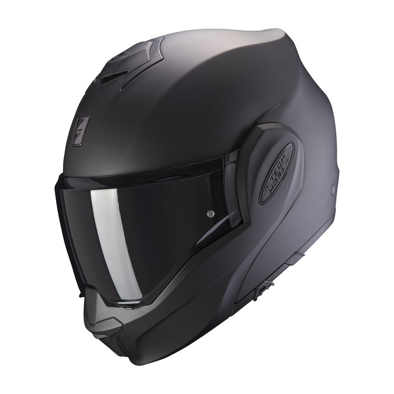 casco-scorpion-exo-tech-solid-matt-black