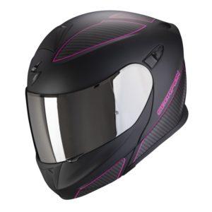 casco-scorpion-exo-920-flux-matt-black-pink