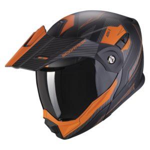 casco-scorpion-adx-1-tucson-matt-black-orange
