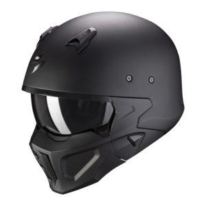 casco-scorpion-covert-x-solid-matt-black