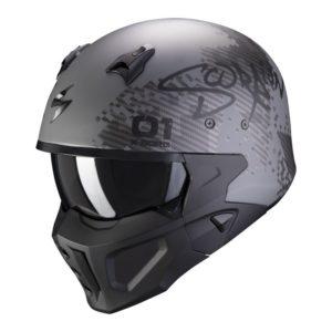 casco-scorpion-covert-x-xborg-matt-silver-black