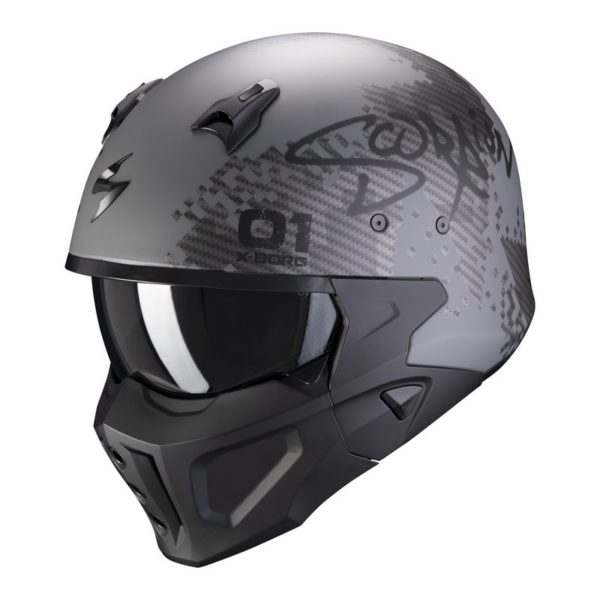 casco-scorpion-covert-x-xborg-matt-silver-black
