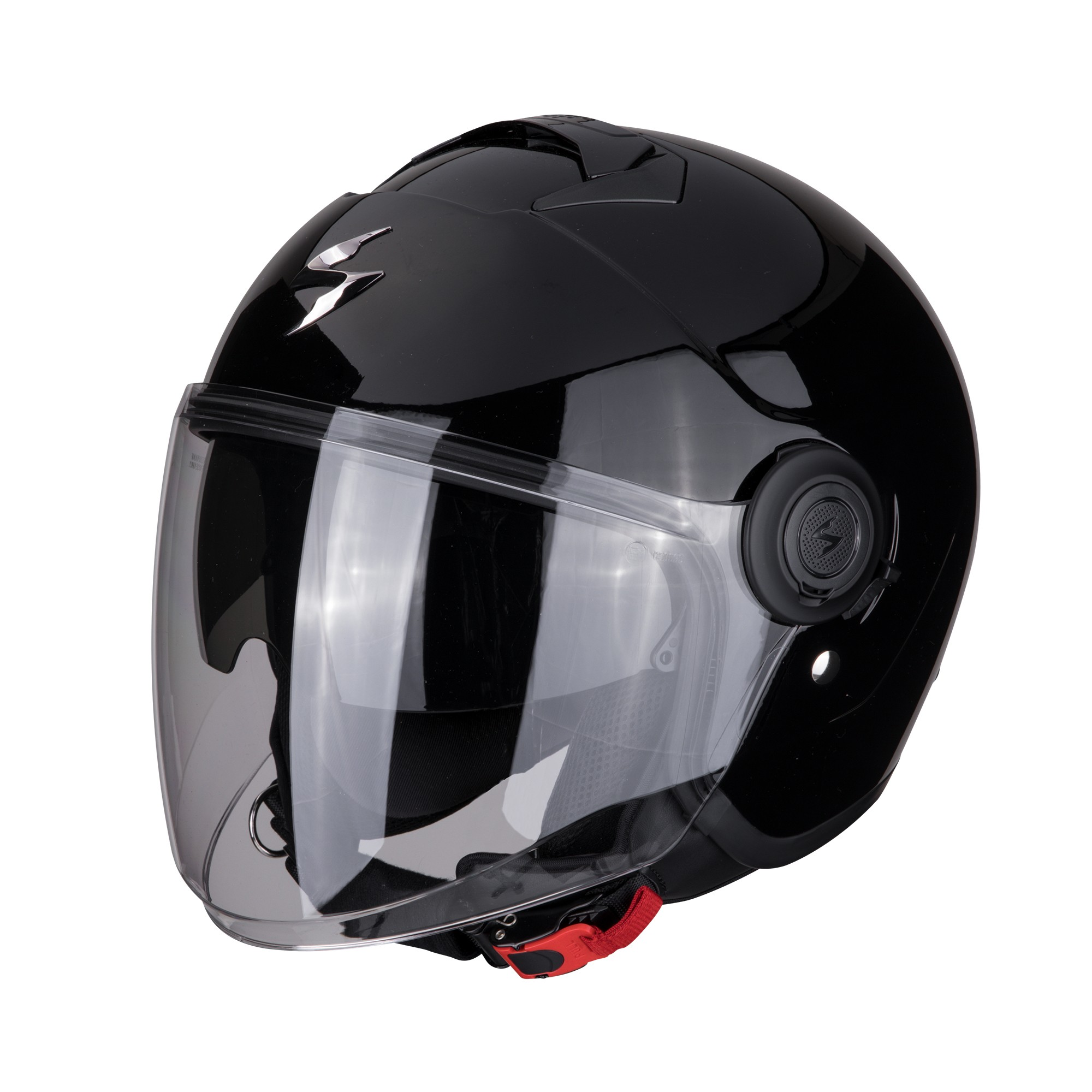 Casco Scorpion EXO-CITY SOLID Black