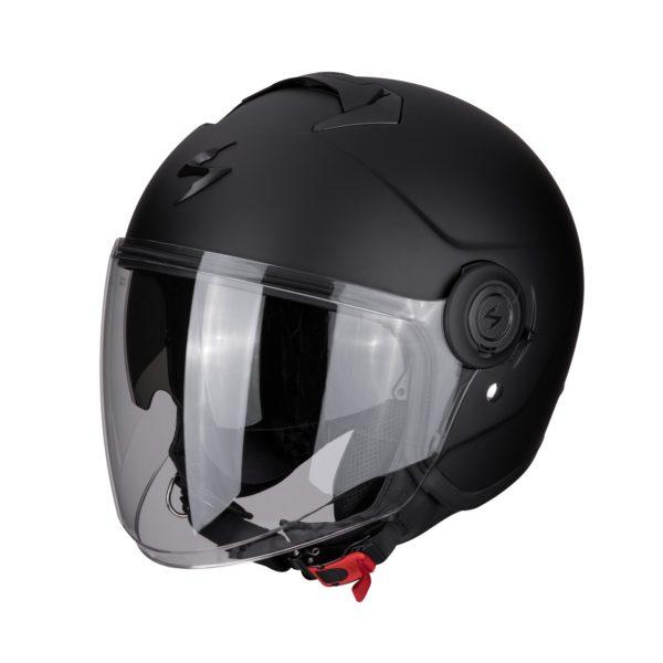 casco-scorpion-exo-city-solid-matt-black