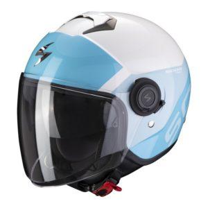 casco-scorpion-exo-city-sympa-white-light-blue