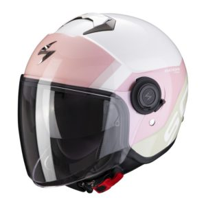 casco-scorpion-exo-city-sympa-white-coral-green
