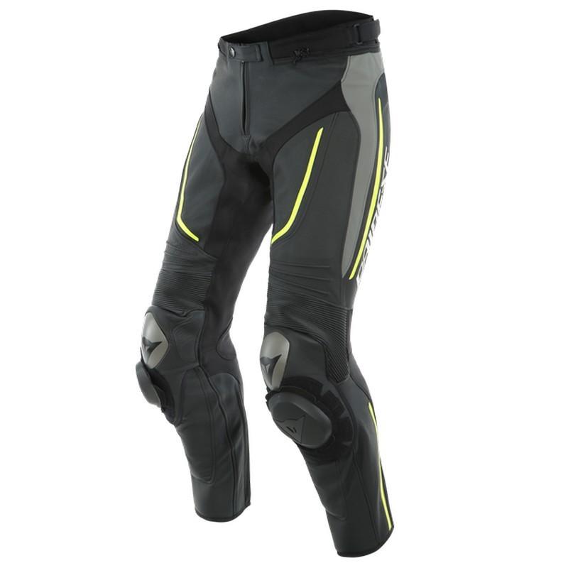 pantalon-de-cuero-dainese-alpha-perforado-negro-gris-mate-amarillo-fluor