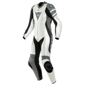 mono-dainese-killalane-1-pc-perf-lady-leather-suit-pearl-white-charcoal-gray-black