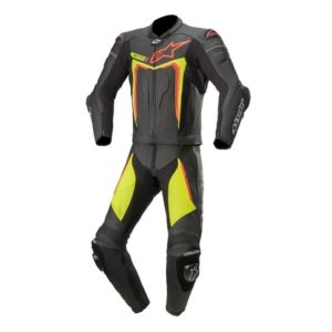 mono-alpinestars-motegui-v3-2pc-leather-suit-negro-amarillo-fluor-rojo-fluor