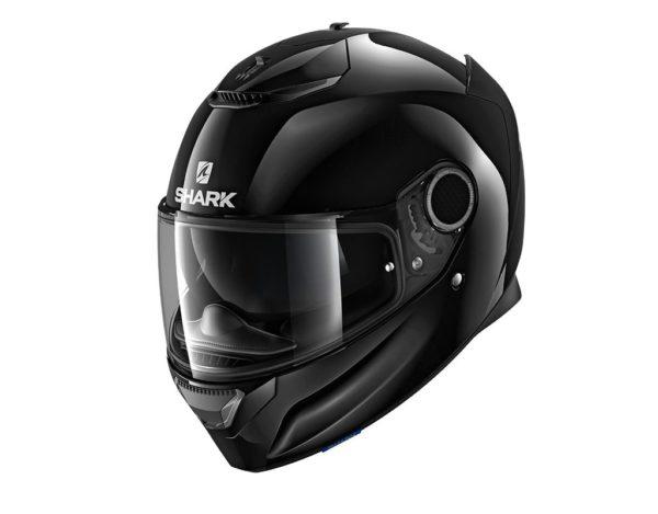 casco-shark-spartan-12-negro