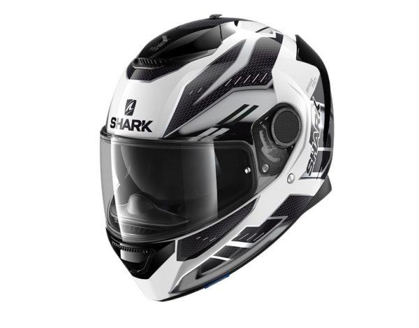 casco-shark-spartan-12-antheon-white-silver-black