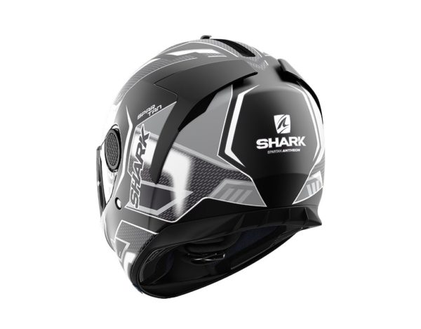 casco-shark-spartan-1-2-antheon-mat-black-white-black