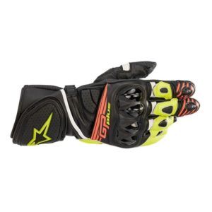 guantes-alpinestars-gp-plus-v2-negros-amarillos-fluor-rojos-fluor