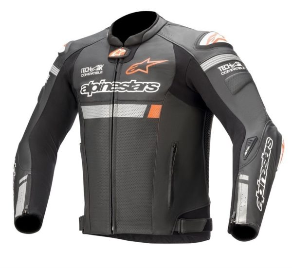chaqueta-alpinestars-missile-ignition-airflow-leather-jacket-tech-air-compatible-negra