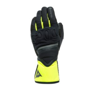 Guantes Dainese NEMBO GORE-TEX Black Fluo Yellow