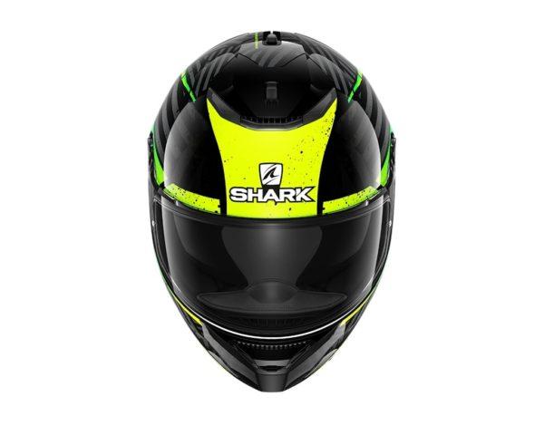 casco-shark-spartan-1.2-kobrak-black-yelllow-green