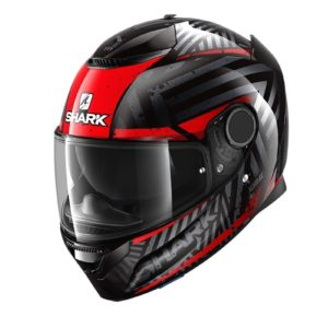 casco-shark-spartan-12-kobrak-black-red-red