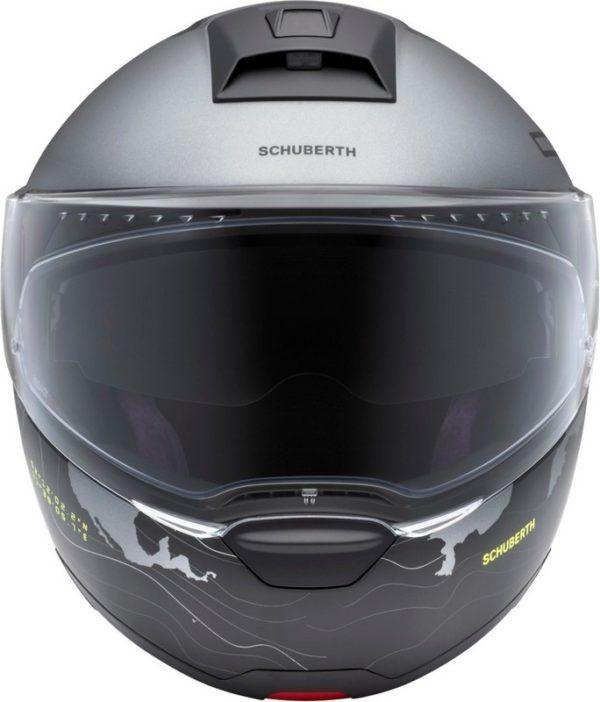 Casco Schuberth Modular C4 Pro Magnitudo Negro
