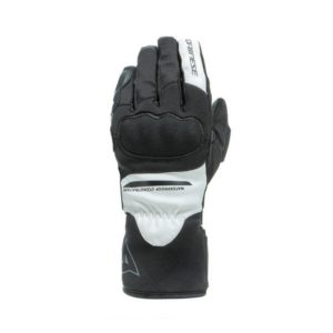 Guantes Dainese AURORA LADY D-DRY Black White