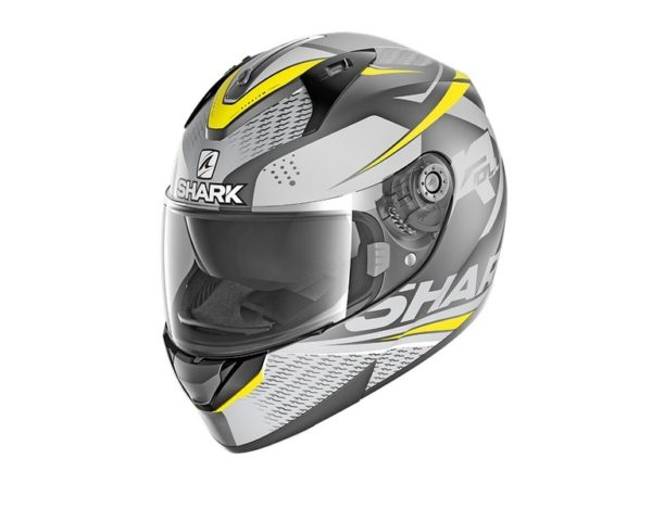 casco-shark-ridill-12-stratom-mat-anthracite-anthracite-yellow