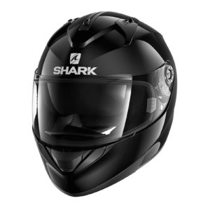 casco-shark-ridill-blank-black