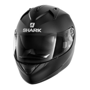 casco-shark-ridill-blank-mat-black