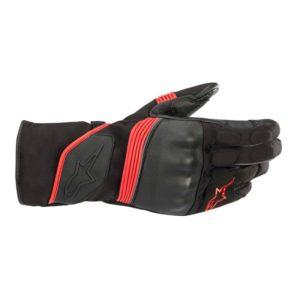guantes-alpinestars-valparaiso-v2-drystar-negros-rojos
