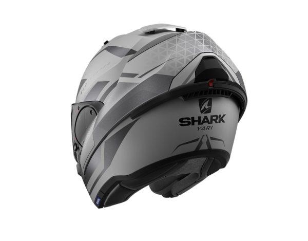 casco-shark-evo-es-yari-mat-silver-anthracite-black