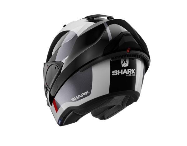 casco-shark-evo-es-endless-white-black-red