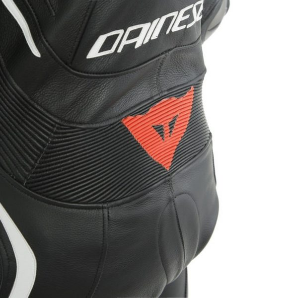 Mono Dainese MISANO 2 LADY D-AIR PERF 1PC Black Black White