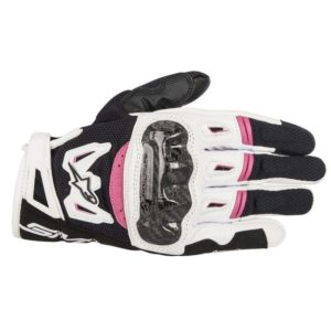 - Guantes Alpinestars Stella SMX-2 Air Carbon v2 Mujer - rosa