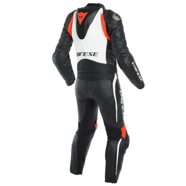 Mono Dainese AVRO D-AIR 2PCS Black White Fluo Red