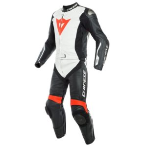 mono-dainese-avro-d-air-2pcs-black-white-fluo-red