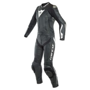Mono Dainese AVRO LADY D-AIR 2PCS Black Black White