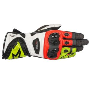 guantes-alpinestars-supertech-negro-amarillo-fluor-rojo