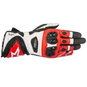 guantes-alpinestars-supertech-negro-blanco-rojo