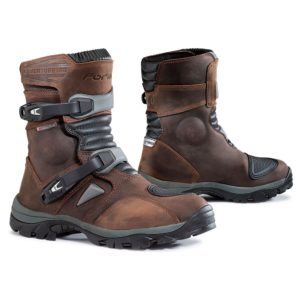 BOTAS PARA MOTOS - Botas FORMA ADVENTURE LOW marron -