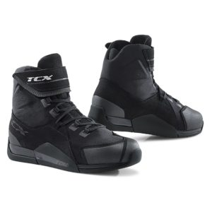 Botas Moto TCX DISTRICT WP Negro