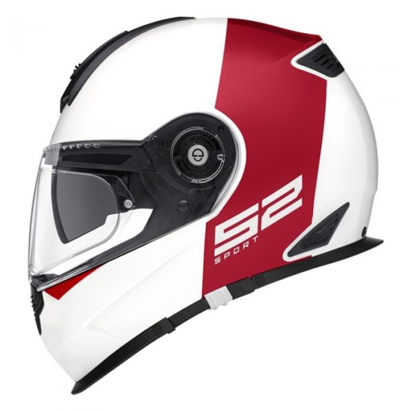 Casco Schuberth S2 Sport Redux Rojo Brillo