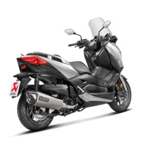Escape Akrapovic Slip-On Line Yamaha X-Max 400 2020