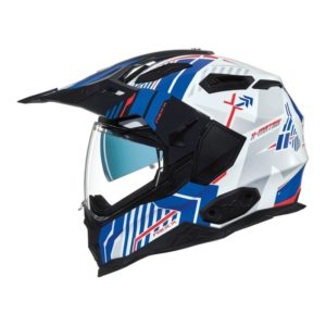 CASCO NEXX X.WED2 WILD COUNTRY WHITE/BLUE